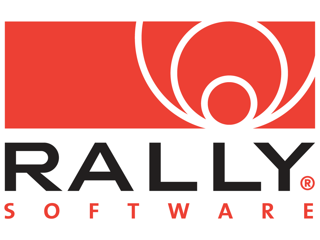 Rally Software Logo Rally Software